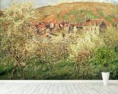Apple Trees in Blossom, 1879 wall mural in-room view