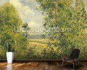 A Rest in the Meadow, 1878 (oil on canvas) wall mural kitchen preview
