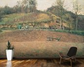 Ploughland, 1874 wallpaper mural kitchen preview