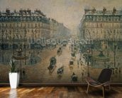 Avenue de LOpera, Paris, 1898 mural wallpaper kitchen preview