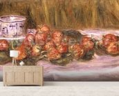 Still Life of Strawberries and a Tea-cup, c.1905 wallpaper mural living room preview