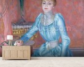 Madame de Bonnieres, 1889 (oil on canvas) mural wallpaper living room preview