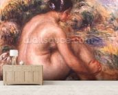 Bather, 1915 wallpaper mural living room preview