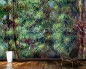 Path in a Wood, 1910 (oil on canvas) wall mural kitchen preview