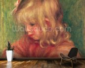 Child Drawing, 1905 wall mural kitchen preview