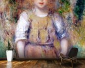 Gypsy Girl, 1879 wall mural kitchen preview