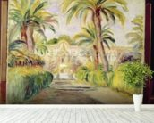 The Palm Trees, 1919 mural wallpaper in-room view