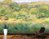 The edge of a forest in Brittany, 1893 wall mural kitchen preview