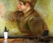 Portrait of Coco painting, c.1910-12 wall mural kitchen preview