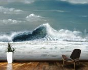 Danny's Kona Wave - Dramatic Crashing Wave wall mural kitchen preview
