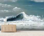 Danny's Kona Wave - Dramatic Crashing Wave wall mural living room preview
