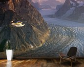 Cessna 185 Float Plane wallpaper mural kitchen preview