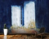 Abstract Watercolour Painting mural wallpaper kitchen preview