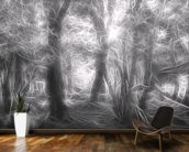 Light Deepening Shadows wall mural kitchen preview