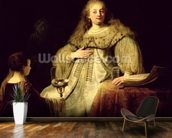 Artemisia, 1634 (oil on canvas) wall mural kitchen preview