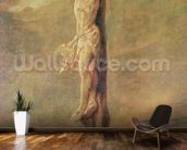 Christ on the Cross, c.1646 (oil on canvas) wall mural kitchen preview