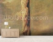 Christ on the Cross, c.1646 (oil on canvas) wall mural living room preview