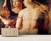 The Toilet of Venus, c.1613 (oil on canvas) wall mural living room preview