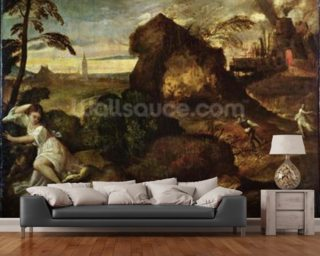 Titian Wall Murals Wallpaper