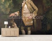 Sir John Nelthorpe, 6th Baronet as a Boy wall mural living room preview
