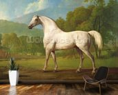 Mambrino, c.1790 wall mural kitchen preview