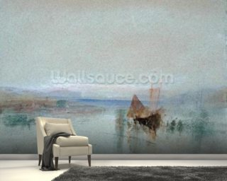 Turner, Joseph Mallord William Wallpaper Murals