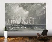 Stone Henge, 1829 (etching & engraving) wall mural kitchen preview