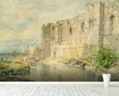 Newark-upon-Trent, c.1796 (w/c over graphite on paper) mural wallpaper in-room view
