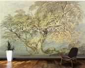 A Great Tree, c.1796 (w/c over graphite on paper) wallpaper mural kitchen preview