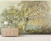 A Great Tree, c.1796 (w/c over graphite on paper) wallpaper mural living room preview