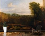 Echo and Narcissus, c.1804 wall mural kitchen preview