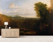 Echo and Narcissus, c.1804 wall mural living room preview