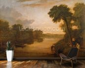 The Thames near Windsor, c.1807 wall mural kitchen preview