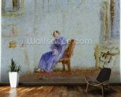 Spilt Milk, c.1828 (w/c and gouache) wall mural kitchen preview