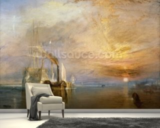 The Fighting Temeraire Wall Mural Wallpaper Wall Murals Wallpaper
