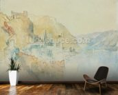 On The Rhine (w/c) wall mural kitchen preview