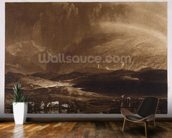 Peat Bog, Scotland, engraved by George Clint (1770-1854) wallpaper mural kitchen preview