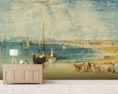 Weymouth, c.1811 (w/c on paper) wallpaper mural living room preview