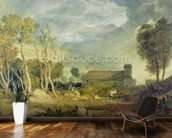 Patterdale Old Church, c.1810-15 (w/c over graphite on paper) wall mural kitchen preview