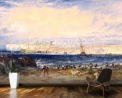 Margate, c.1822 (w/c on paper) wall mural kitchen preview