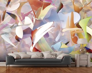 My Dog Is Dreaming Mural Wallpaper Wall Murals Wallpaper