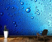 Drops on Glass wallpaper mural kitchen preview