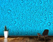Droplets on Glass wall mural kitchen preview