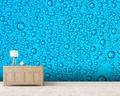 Droplets on Glass wall mural living room preview