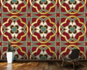 Arabic seamless pattern wallpaper mural kitchen preview