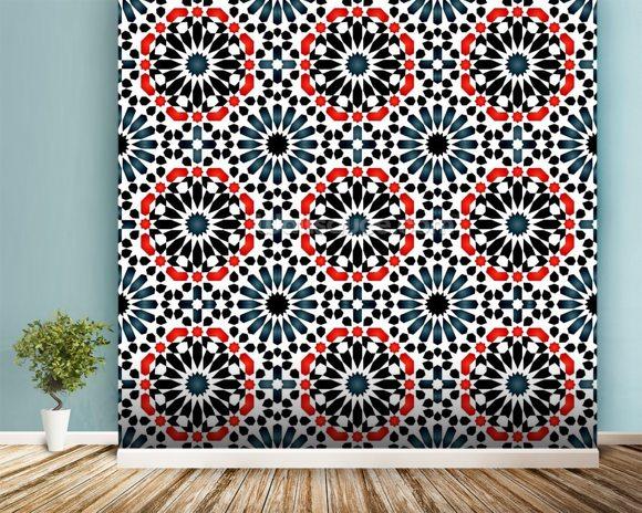 Islamic pattern Wallpaper Wall Mural Wallsauce UK