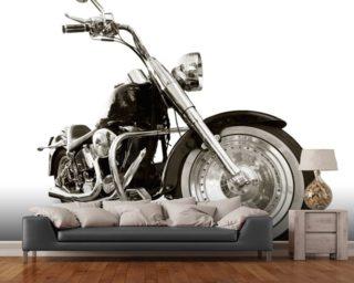 Motorbike Wall Murals Motorbike Wallpaper Wallsauce USA