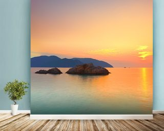 Sunrise Wall Mural Wallpaper