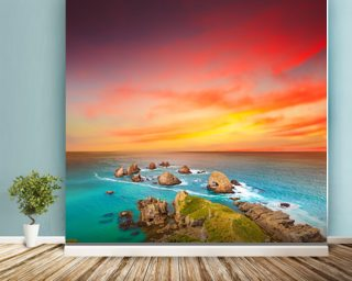 Sea View wallpaper mural