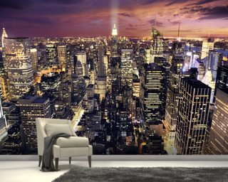 New York Wallpaper Wall Murals Wallsauce USA